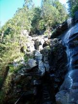 Bridal Veil Falls and Lake Serene